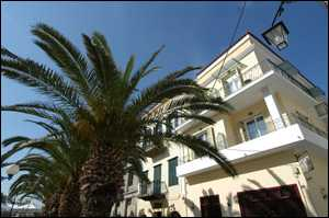 LATINI FAMILY HOTEL  HOTELS IN  Othonos 47, Agios Nikolas Square, Old City, NAFPLIO