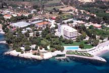 KALAMAKI BEACH  HOTELS IN  Isthmia - Kechries